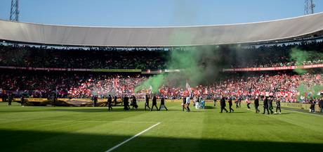 Weinig lezers voorspellen gelijkspel bij Feyenoord - Ajax