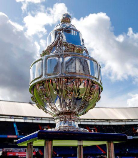 Coronacrisis: Kans groot dat Vitesse en NEC zonder te spelen doorgaan in KNVB-beker