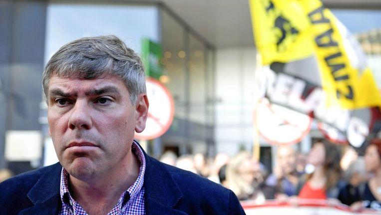 Filip Dewinter (Vlaams Belang) publiceerde de namen van inwoners van de Antwerpse wijk Noord op zijn site.