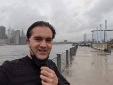 Frustratie in New York bij Rob Coenen (42) uit Olst: 'Waarom krijg ik straf voor een tweede paspoort?'