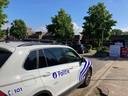 De politie hield een oogje in het zeil en moest enkele keren ingrijpen