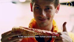 BE NY: Eten we al jaren onze pizza verkeerd?