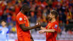 VIDEO. Rode Duivels winnen met vingers in de neus van zwak Kazachstan, Dries Mertens speelt rol in alle goals
