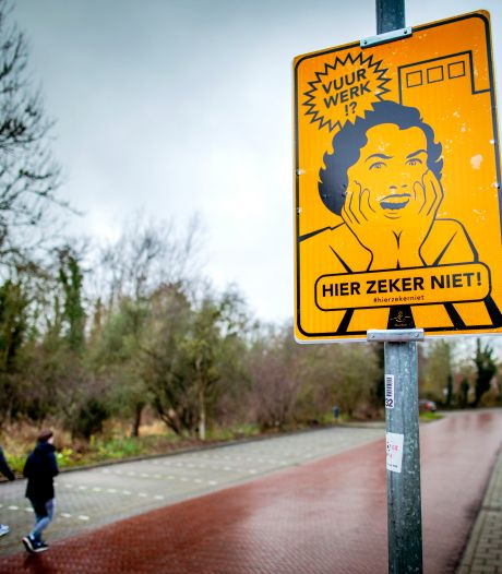 In Deventer kun je als straat vrijwillig 'vuurwerkverbod' instellen: 'Leidt dat niet tot irritatie bij bewoners?'
