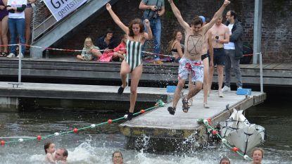 Primeur voor België in de maak: Gent op zoek naar geschikte zwemplaats in binnenwateren
