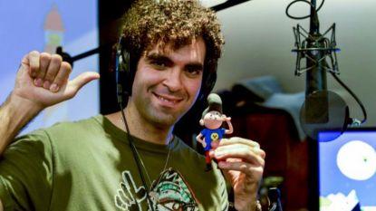 Adil El Arbi wordt stem in nieuwe tekenfilmreeks