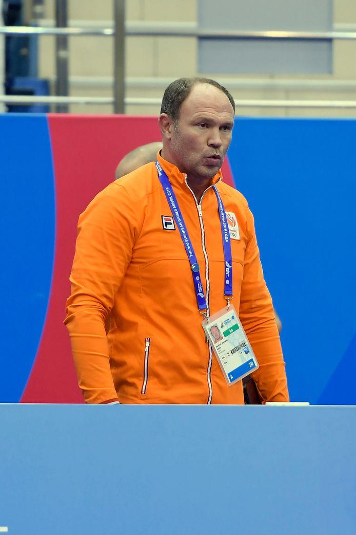 """Hoofdcoach Maarten Arens over EK: ,, Dit hadden ze beter kunnen organiseren."""""""