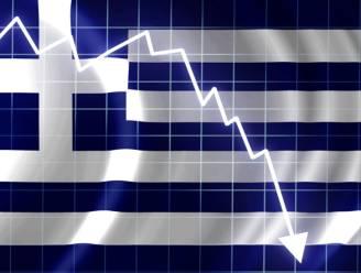 Griekse economie krimpt in eerste kwartaal met 6,2 procent