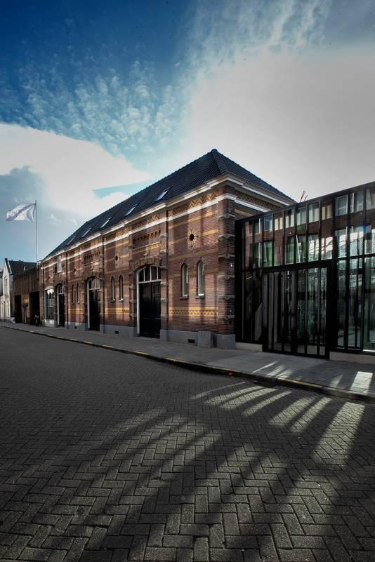 De Kazerne aan de Paradijslaan in Eindhoven is het toneel van de themadagen rondom de afsluiting van het Programma Creatieve Industrie.