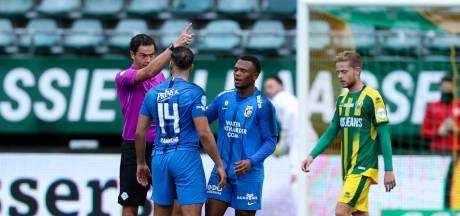 Tannane mist alleen duel met PSV na verbale uithaal richting scheidsrechter Martens