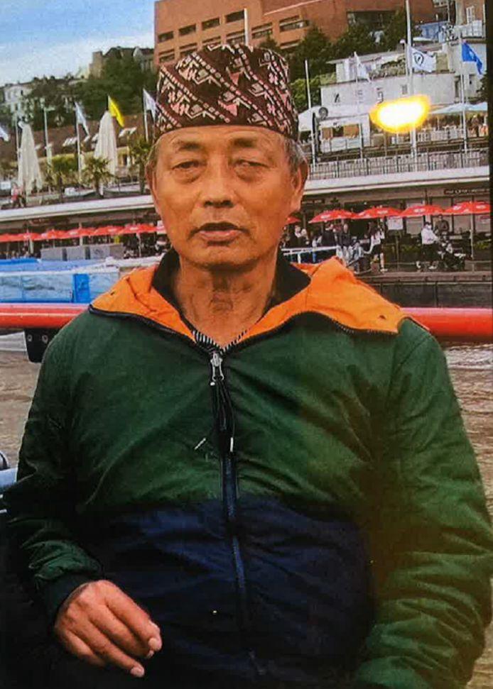 De 63-jarige Phagami Bhakta is vermist in Antwerpen.