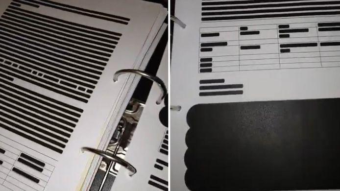 Videostill Woede over zwartgelakte dossiers toeslagenaffaire