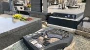 Vandalen beschadigen drie graven op kerkhof van Rossem