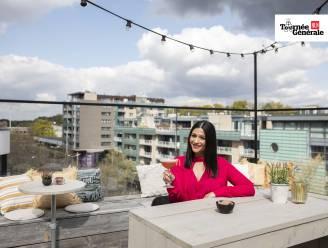 """Waar Claudia Guarraci haar eerste terrasje zal doen?: """"Bij Roots Bar, waar je vanaf de rooftopbar uitkijkt op Genk-centrum"""""""