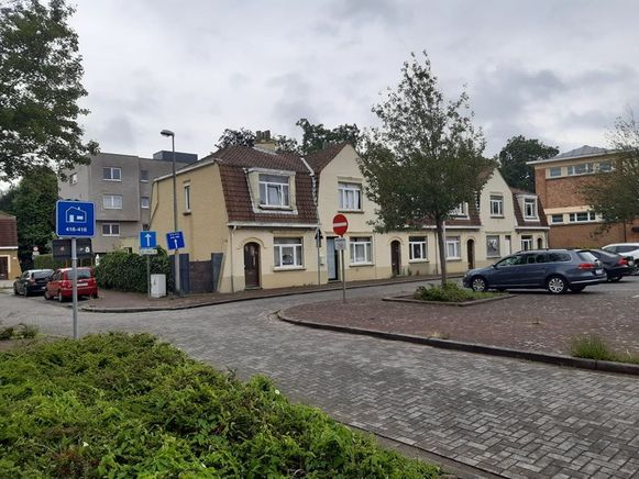 De Sint-Bernadettewijk.