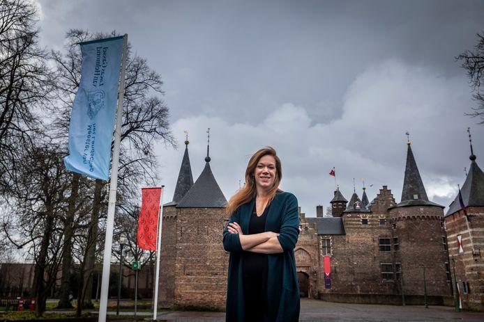 Marianne Splint, directeur van Museum Helmond.