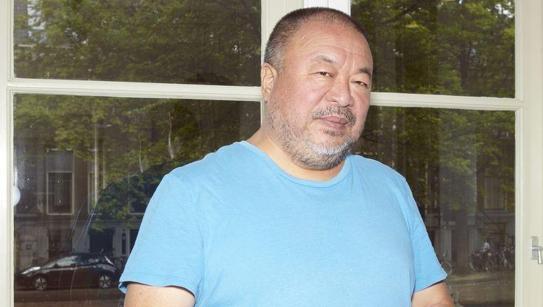 Ai Weiwei. Beeld Daniel Cohen