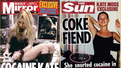 Vijftien jaar geleden snoof Kate Moss cocaïne op alle voorpagina's: heeft het supermodel zich intussen definitief herpakt?
