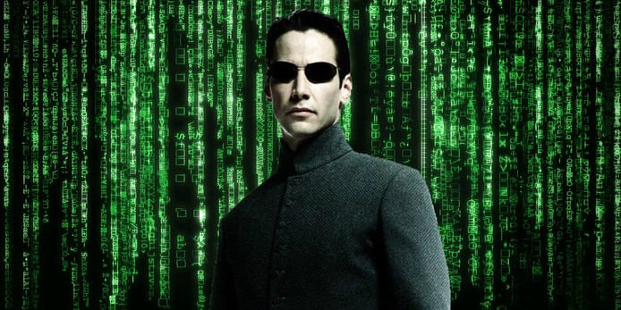 The Matrix - Keanu Reeves