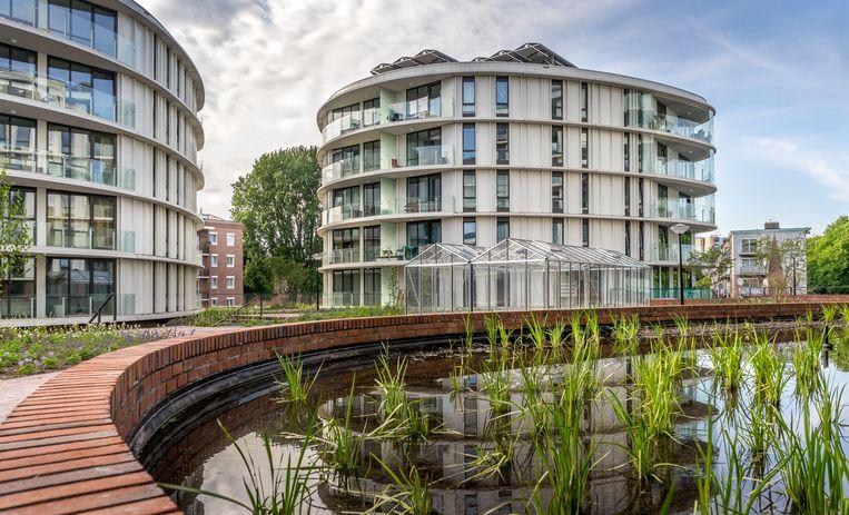 Rhapsody in Amsterdam-West Beeld Meijeske fotografie / Tangram Architekten