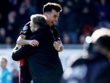 Poldervaart: 'Bonuspunten? PEC, Fortuna en De Graafschap wonnen ook van Feyenoord, hè'