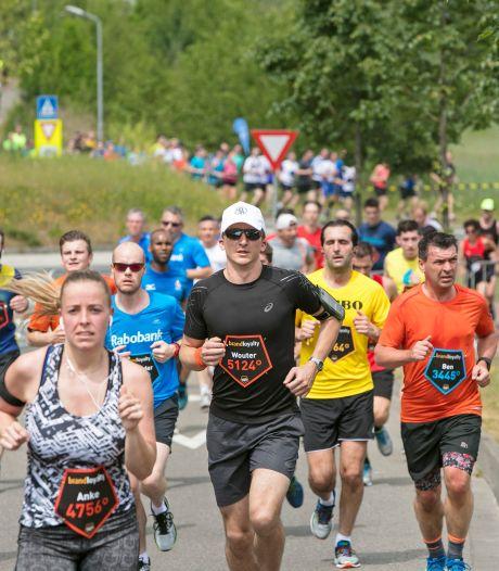 Nieuwe opzet Vestingloop: verspreid over 30 dagen voor groepjes op een verschillend parcours