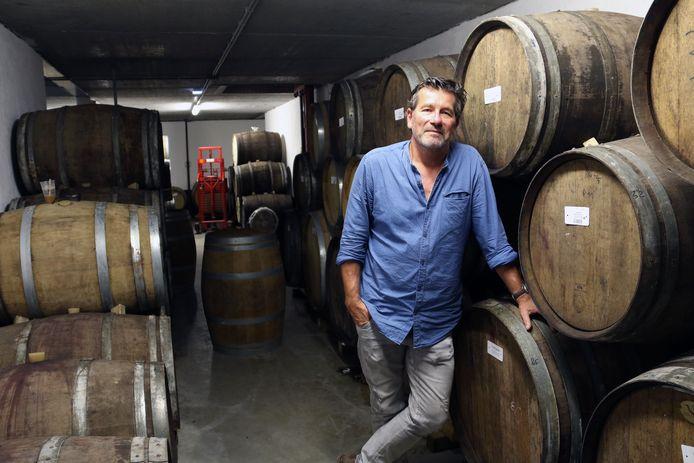 Ronald Mengerink van brouwerij De Dochter van de Korenaar.