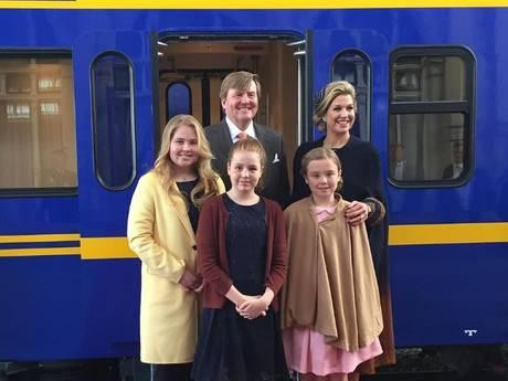 LIVE: Bezoek koninklijke familie aan Tilburg start bijna