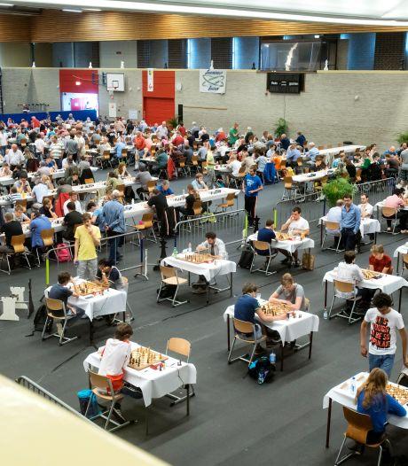 Open Nederlands kampioenschap schaken in Dieren gaat opnieuw niet door