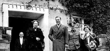 Prins Bernhard vroeg Vaticaan om zijn moeder en broer in veiligheid te brengen