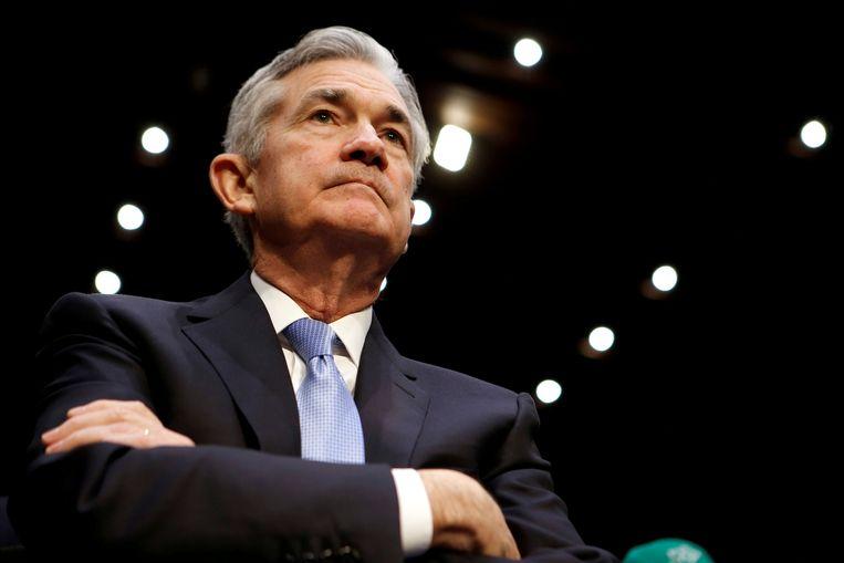 De als pragmatisch bekendstaande Powell werd in 2012 door Trumps voorganger Barack Obama al aangesteld als bestuurder bij de Fed. Beeld REUTERS