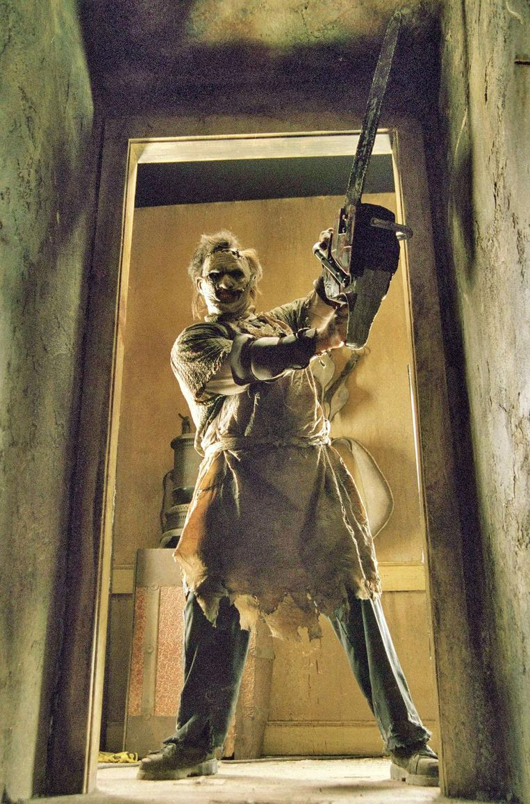 'The Texas Chainsaw Massacre'  Beeld DOCUMENTATION