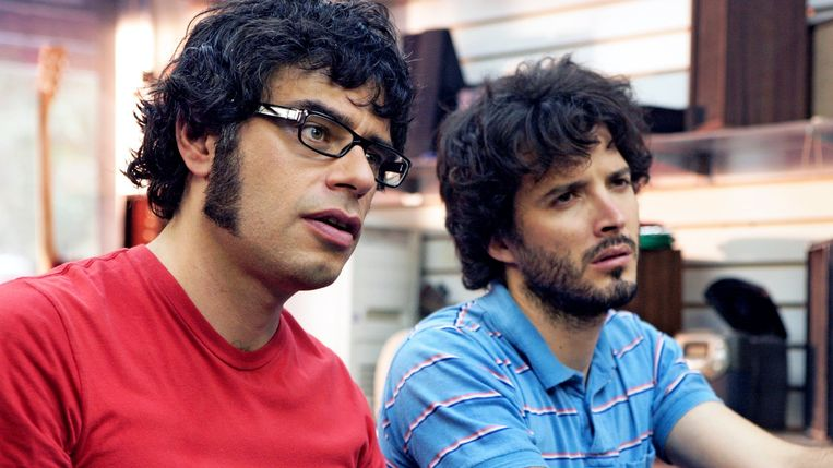 Flight of the Conchords Beeld web