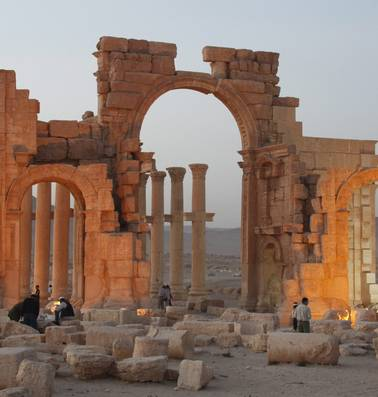 Het vroege christendom was even wreed als IS