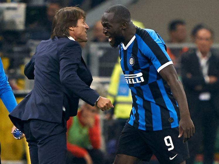 """Conte bevestigt dat Lukaku uit is voor Parma: """"Zonde, we hebben hem echt nodig"""""""