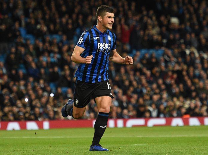 Roeslan Malinovski speelt sinds dit seizoen voor Atalanta en scoorde onder meer in het Champions League-duel tegen Manchester City (5-1).