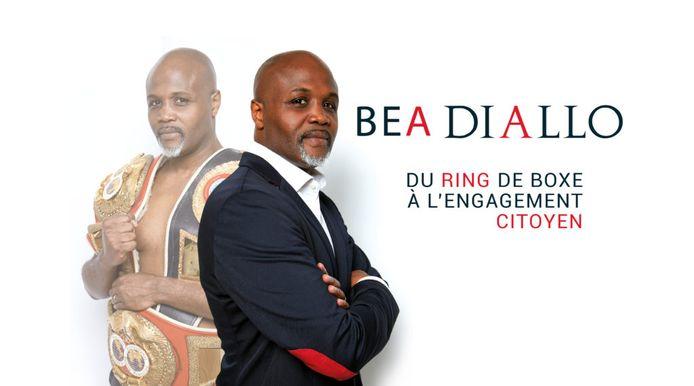 """""""Du ring de boxe à l'engagement citoyen"""": Bea Diallo reconte son histoire dans son premier livre."""