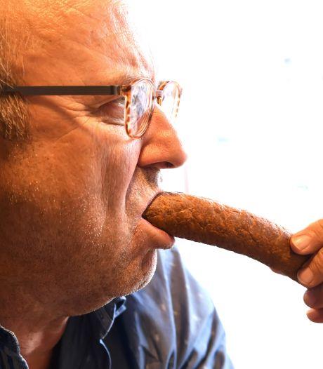 21 columns over de frikandel: 'Snack maakt veel los'