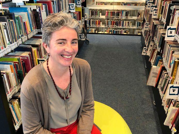 Liesbeth Aerts, nieuwe stadsdichter van Turnhout