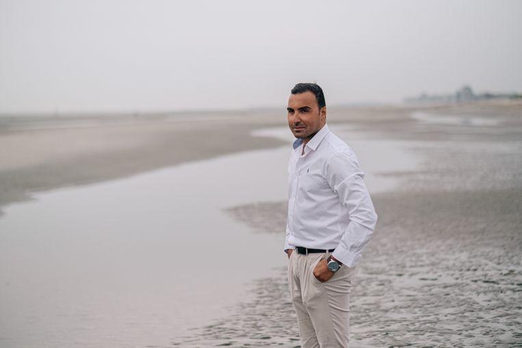 Khalid Benhaddou Beeld Wouter Van Vooren