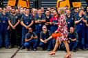 In 2017 bezocht koning Máxima Tobroco in Oisterwijk. De grootste werkgever van Oisterwijk is voor een groot deel afhandelijk van arbeidsmigranten met werkervaring en een technische opleiding.