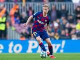 De Jong verwacht geweldige wedstrijd in Napels: 'Nu gaat het er echt om'
