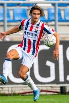 Victor van den Bogert in gesprek met FC Den Bosch