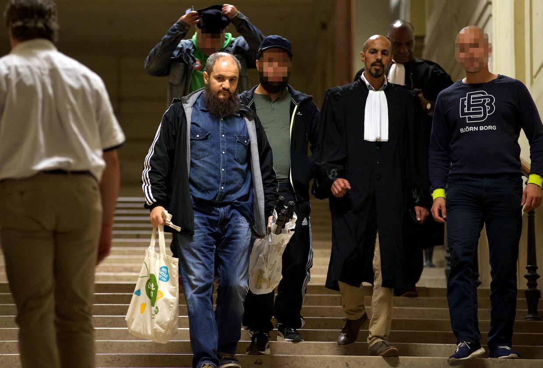 Khalid Bouloudo is de beruchtste verdachte die werd opgepakt in de ontvoeringszaak. Beeld BELGA