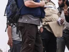 Collega's rouwen om dood Steven Sotloff