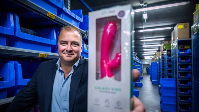 Er werd wat lacherig gedaan over 'die man van de vibrators', nu is hij multimiljonair