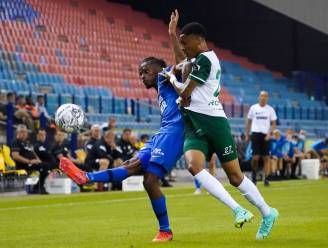 Knappe zege van Lommel SK in Vitesse, na doelpunt van Caio Roque