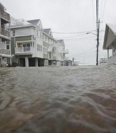 Amerika zet zich schrap: na de sneeuw komt nu het water