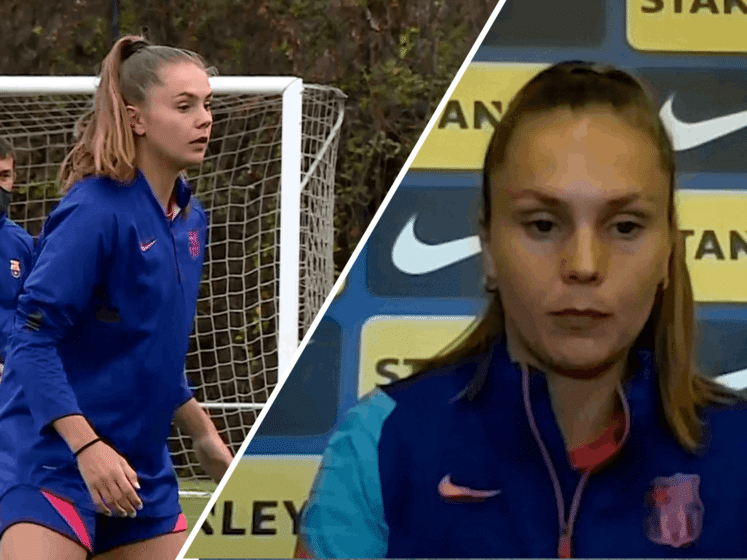 Lieke Martens: 'Ik heb alle vertrouwen in een goed einde'
