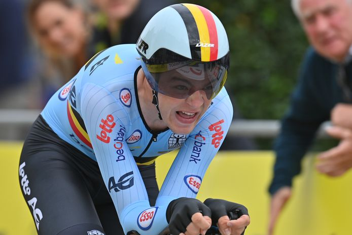Solide prestation de Florian Vermeersch et troisième médaille pour la Belgique dans ses Championnats du monde.